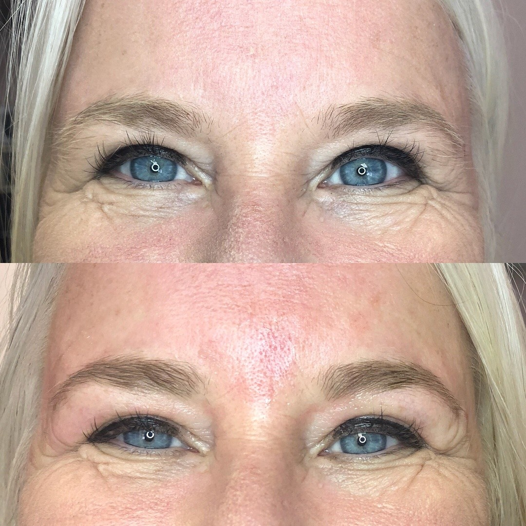 Brow Savvy - HD Brows - Before and After 2