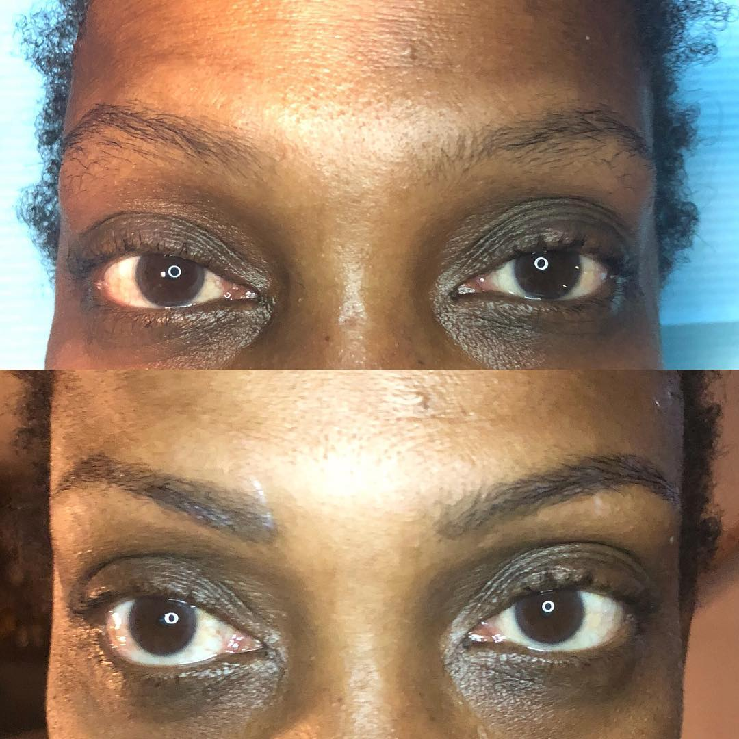 Brow Savvy - HD Brows - Before and After 3